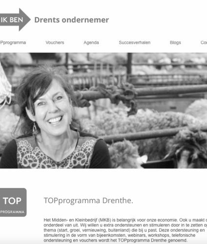 Topprogramma Drenthe