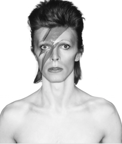 What's on David Bowie's Playlist